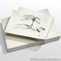 Image for <B>Swedish Painting Paper 32 x 44 cm single sheet 140gsm </B><I> </I>