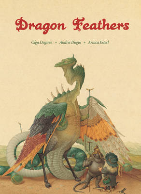Image for <B>Dragon Feathers </B><I> </I>