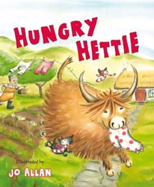 Image for <B>Hungry Hettie </B><I> </I>