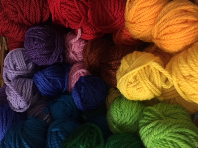 Image for <B>16 ply plain wool 18gm ball </B><I> </I>