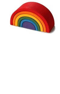 Image for <B>Grimm's Rainbow puzzle, medium </B><I> </I>