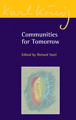 Image for <B>Communities for Tomorrow </B><I> </I>