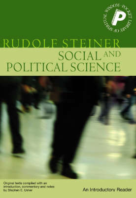 Image for <B>Social and Political Science </B><I> An Introductory Reader</I>