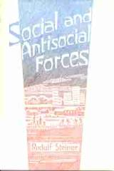 Image for <B>Social and Antisocial Forces </B><I> </I>