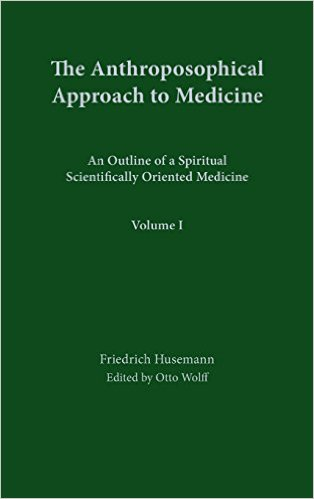 Image for <B>Anthroposophical Approach to Medicine Volume 1 </B><I> An Outline of a Spiritual Scientifically Oriented Medicine: vol. 1</I>