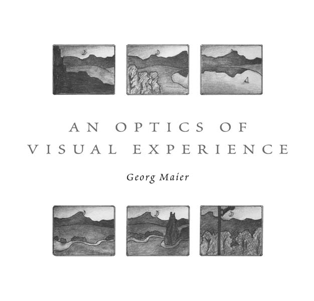 Image for <B>Optics of Visual Experience, An </B><I> </I>