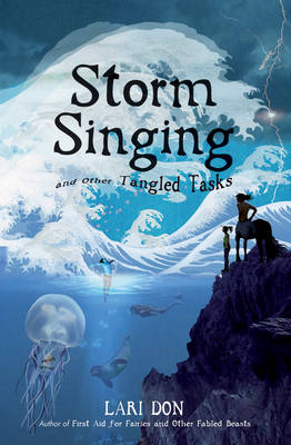 Image for Storm Singing and Other Tangled Tasks