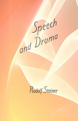 Image for <B>Speech and Drama </B><I> </I>