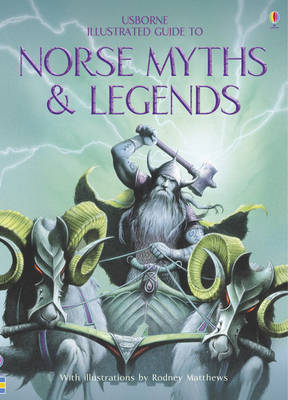 Image for <B>Norse Myths and Legends </B><I> </I>