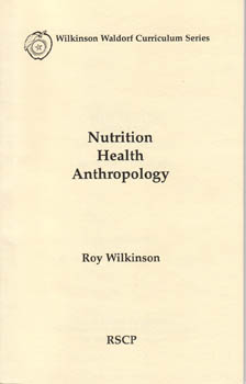 Image for <B>Nutrition Health Anthropology </B><I> For classes 7/8</I>