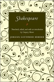 Image for <B>Shakespeare </B><I> </I>