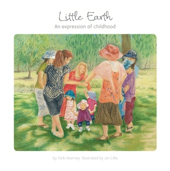 Image for <B>Little Earth </B><I> An expression of childhood</I>