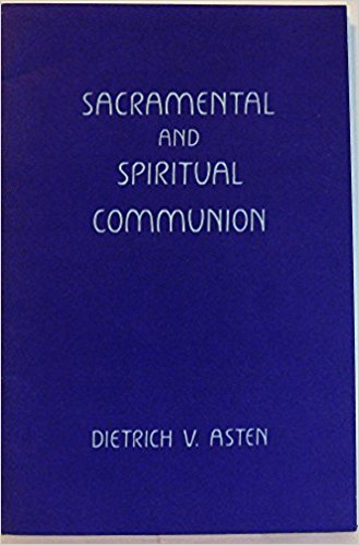 Image for <B>Sacramental and Spiritual Communion </B><I> </I>