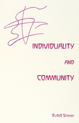 Image for <B>Individuality and Community </B><I> </I>