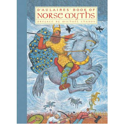 Image for <B>D'Aulaires' Book of Norse Myths </B><I> </I>