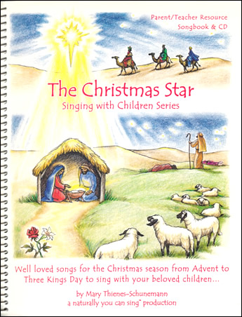 Image for <B>Christmas Star, The </B><I> Singing with children series.</I>