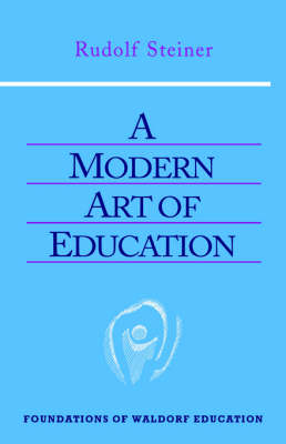 Image for <B>Modern Art of Education </B><I> </I>