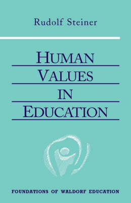<B>Human Values in Education </B><I> </I>