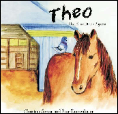 Image for <B>Theo the Blue Rider Pigeon </B><I> </I>