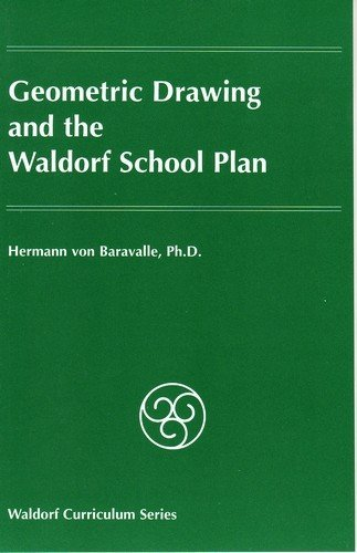 Image for <B>Geometric Drawing and the Waldorf School Plan </B><I> </I>