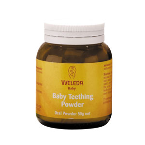 Image for <B>Weleda Baby Teething Powder </B><I> </I>