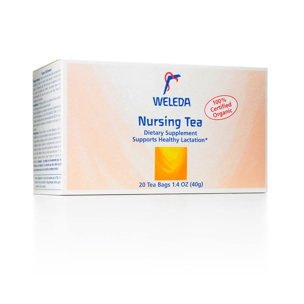 Image for <B>Weleda Nursing Tea, 20 Teabags, 40g. </B><I> </I>