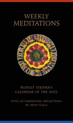 Image for <B>Weekly Meditations </B><I> </I>