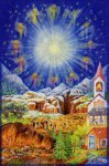 Image for <B>A045 The Soldier and the Twelve Gates of Heaven Advent Calendar </B><I> </I>