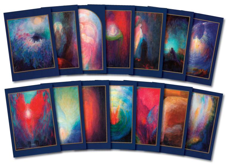 Image for <B>Fourteen Angels Card Set </B><I> </I>