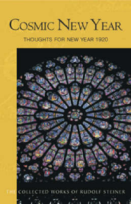 Image for <B>Cosmic New Year </B><I> Thoughts for New Year 1920</I>