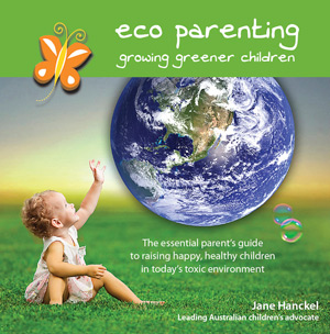 Image for <B>Eco Parenting - Growing Greener Children </B><I> </I>