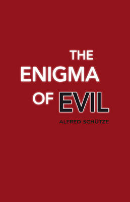 Image for <B>Enigma of Evil </B><I> </I>