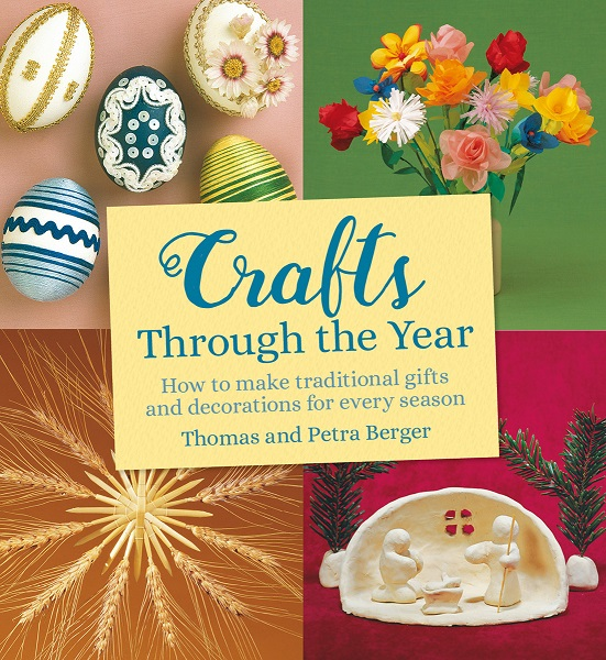 Image for <B>Crafts Through the Year </B><I> </I>