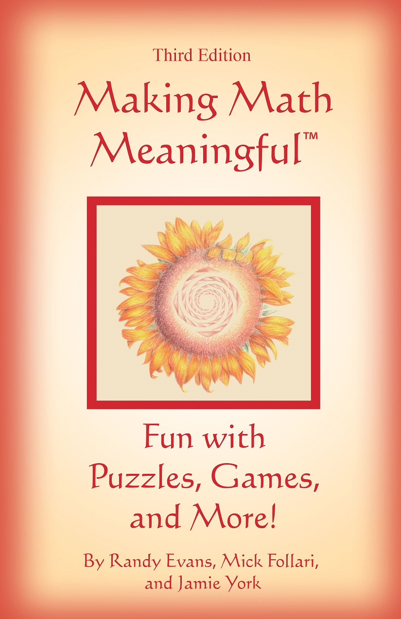 Image for <B>Making math meaningful - fun with puzzles </B><I> Third edition</I>