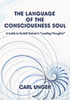 Image for <B>Language of the Consciousness Soul, The </B><I> A Guide to Rudolf Steiner's 'Leading Thoughts'</I>