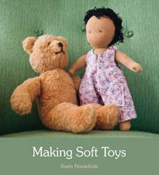 Image for <B>Making Soft Toys </B><I> </I>