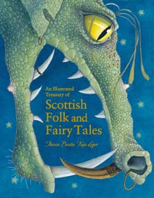 Image for <B>Illustrated Treasury of Scottish Folk and Fairy Tales </B><I> </I>