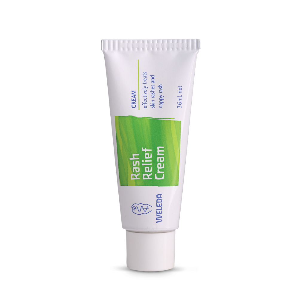 Image for <B>Weleda Rash Relief Cream 36ml </B><I> </I>