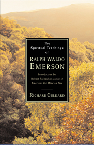 Image for <B>Spiritual Teachings of Ralph Waldo Emerson </B><I> </I>