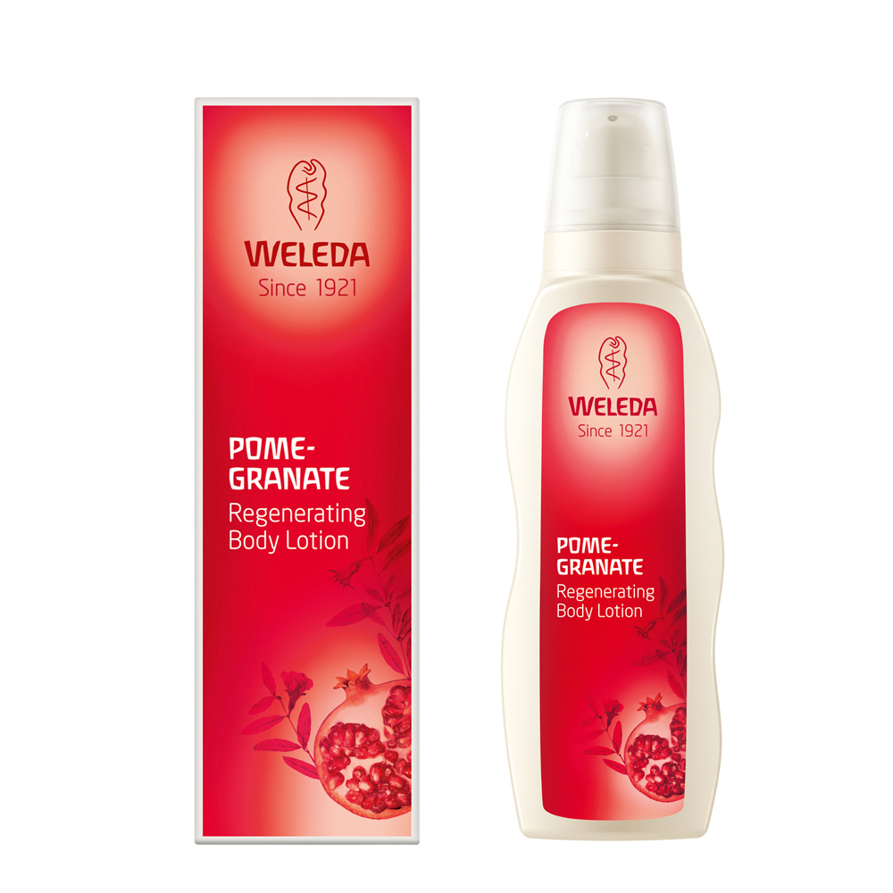 Image for <B>Weleda Pomegranate Regenerating Body Lotion 200ml </B><I> </I>