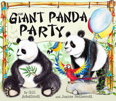 Image for <B>Giant Panda Party </B><I> </I>