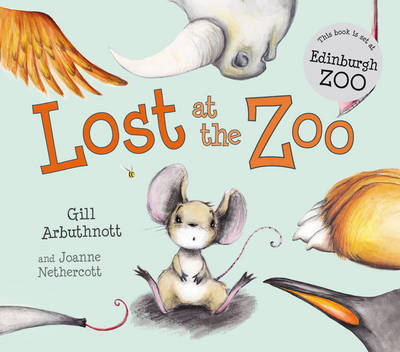 Image for <B>Lost at the Zoo </B><I> </I>