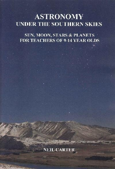 Image for <B>Astronomy Under the Southern Skies </B><I> Sun Moon Stars and Planets</I>
