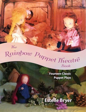 Image for <B>The Rainbow Puppet Theatre Book </B><I> </I>