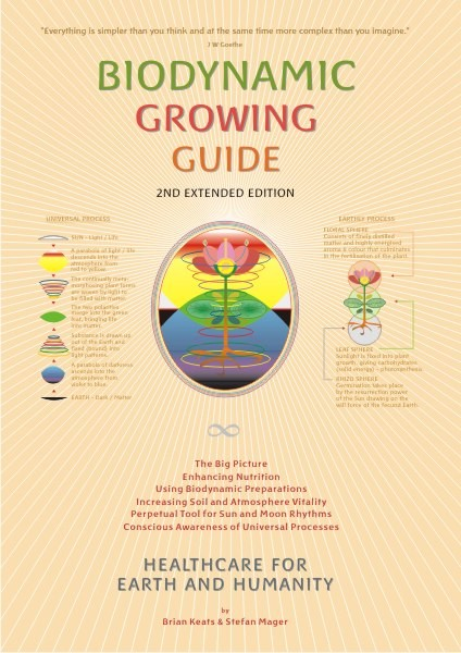 Image for <B>Biodynamic Growing Guide </B><I> </I>
