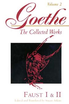 Image for <B>Faust I and II </B><I> Goethe: The Collected Works Vol.# 2</I>