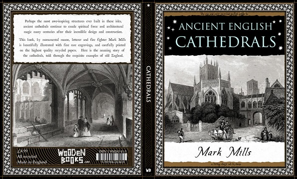 Image for <B>Ancient English Cathedrals </B><I> </I>