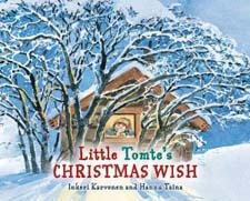 Image for <B>Little Tomte's Christmas Wish </B><I> </I>