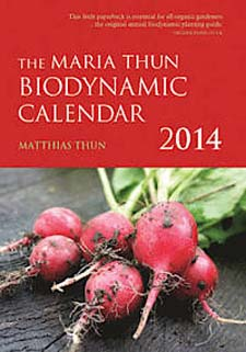 Image for Maria Thun Biodynamic Calendar 2014