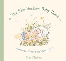 Image for Elsa Beskow Baby Book